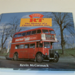 glory days RT The History of a Classic London Bus Kevin McCormack Hardback @SOLD@